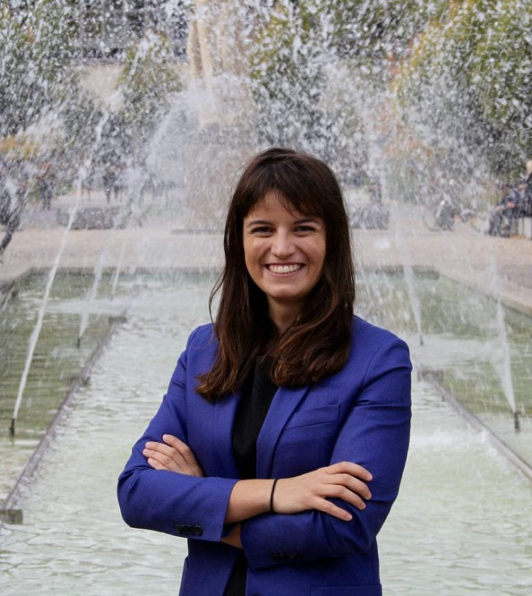 Louise Jung, présidente de MédiaDroit