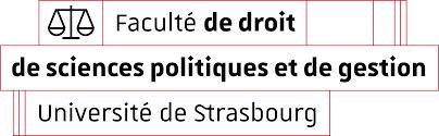 Logo de la Faculté de droit de Strasbourg