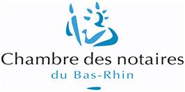 Logo de la Chambre des notaires du Bas-RHin