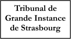 TGI Strasbourg
